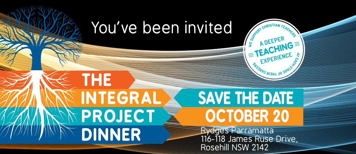 The Integral Project Dinner 2016